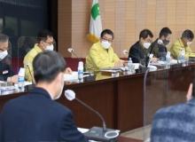 [영주]'2021년도 업무계획' 보고회 개최