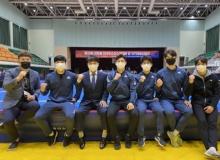 [영주]영주시청 실업팀, 복싱과 우슈 선수 4명 국가대표 선발 쾌거 이뤄